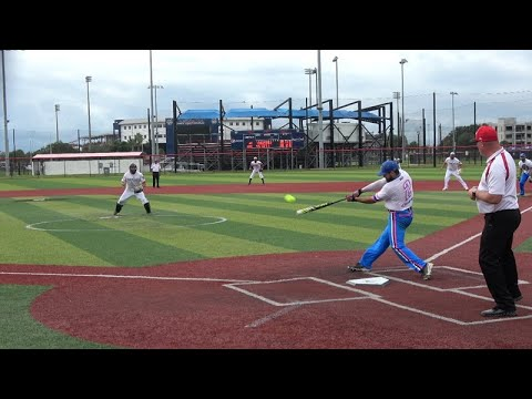 2020 USSSA 'A' World FRIDAY Video Clips!
