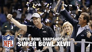 "Super Bowl Snapshots: John Harbaugh, ""Stop Them Here & You"