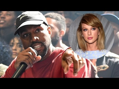 """Did Kanye West Diss Taylor Swift Again with Racy """"Famous"""" Lyrics? - 동영상"""