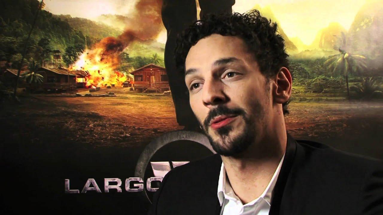 LARGO WINCH II - Interview de Tomer Sisley