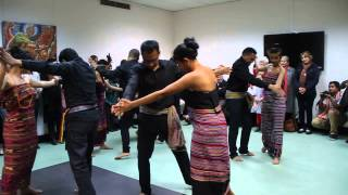"""""""Dança Sentido"""" Performed by Timorese Students in Melbourne"""