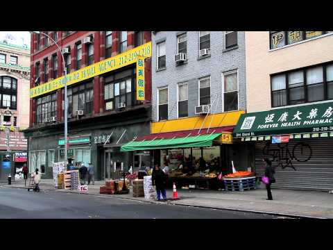^MuniNYC - Grand Street & Chrystie Street (Chinatown, Manhattan 10002)