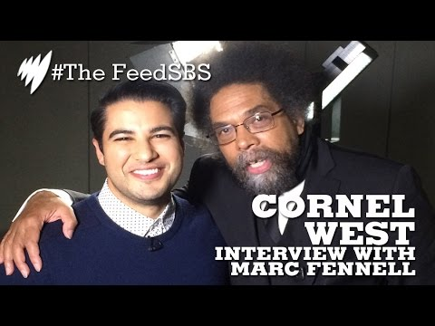 Dr Cornel West interview with Marc Fennell I The Feed