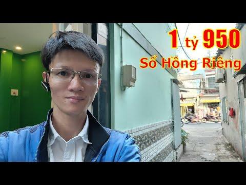 Livestream Bán Nhà Nhỏ Xinh Sát Mặt Tiền Phạm Thế Hiển P6 Quận 8 Dưới 2 Tỷ