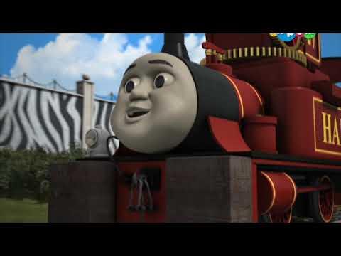 Томас и его друзья 17 сезон серия 24  Как с гуся вода