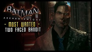 Batman Arkham Knight Two Faced Bandit (Two Face)
