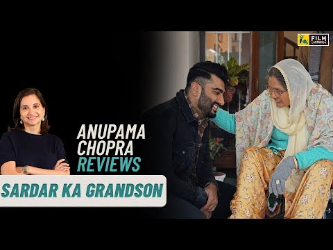 Sardar Ka Grandson | Bollywood Movie Review by Anupama Chopra | Arjun Kapoor, Neena Gupta