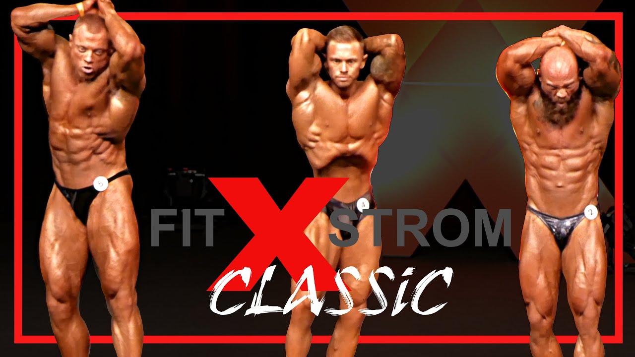 Fit X Strom Classic 2021   Men's Highlights