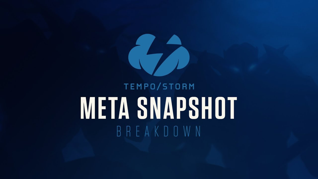Patch 10 2 0 23180 (Feb  28, 2018) - Hearthstone Meta Snapshot