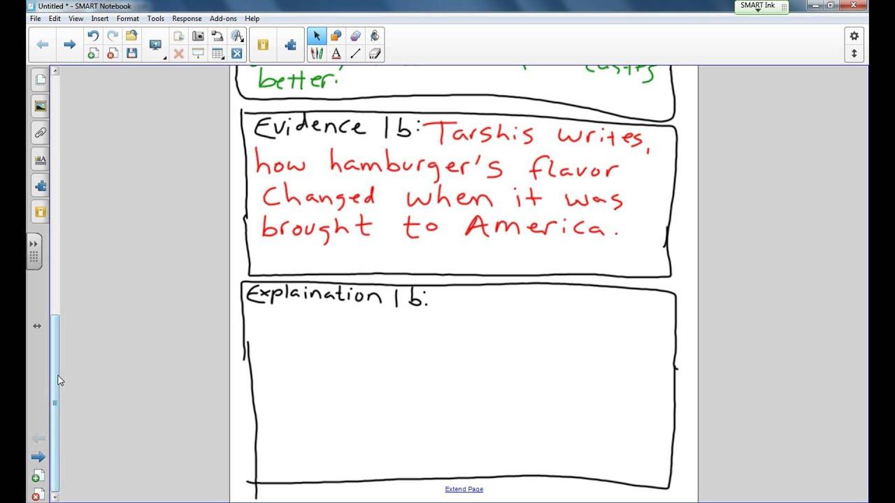 5 paragraph argumentative essay examples