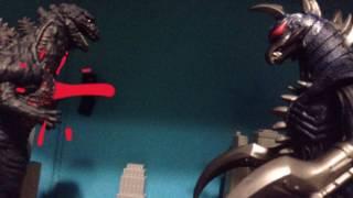 Shin Godzilla VS Gigan! Short Battles episode 51