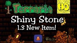 Terraria 1.3: Expert Mode - Shiny Stone (1.3 new items)