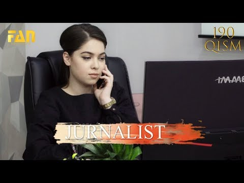 Журналист Сериали 190 - қисм L Jurnalist Seriali 190 - Qism