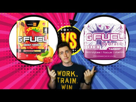 Gfuel Hydration - What you NEED to know about it!