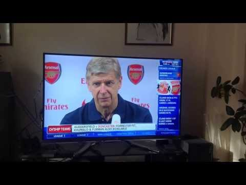 Wenger on Arsenal and Ozil poss debut