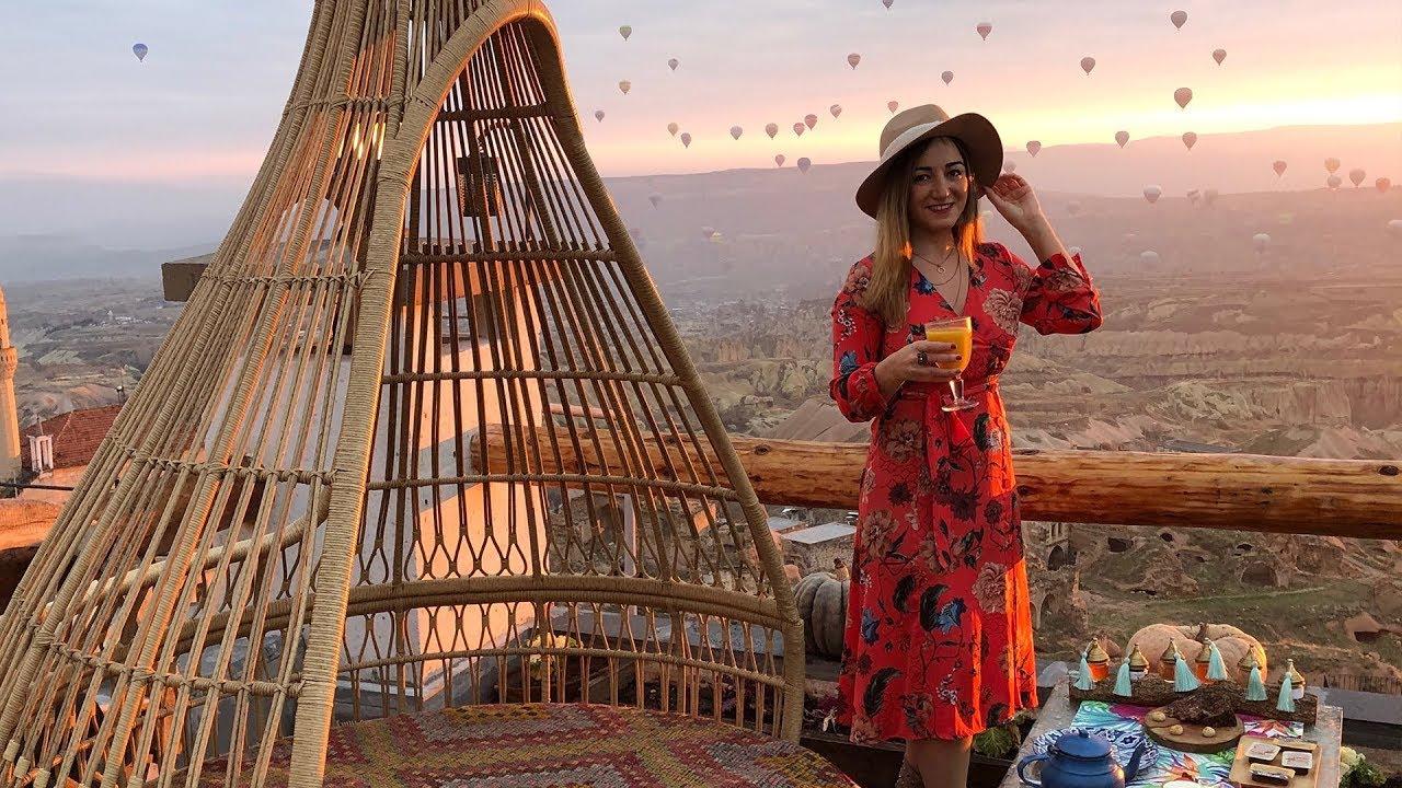 Kapadokya Gezisi | Keşif Perisi
