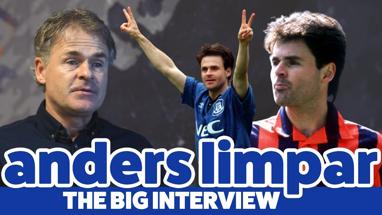 Download ANDERS LIMPAR: THE BIG INTERVIEW   FA CUP WINNER AND BOYHOOD BLUE FROM SWEDEN