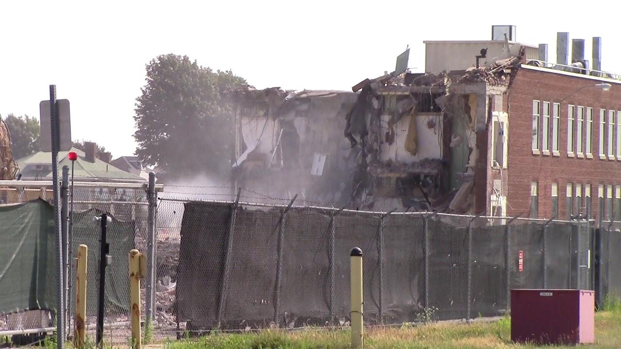 Wyeth Demolition Update  7-26-19