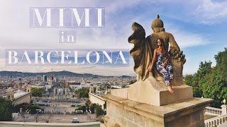 Mimi In Barcelona