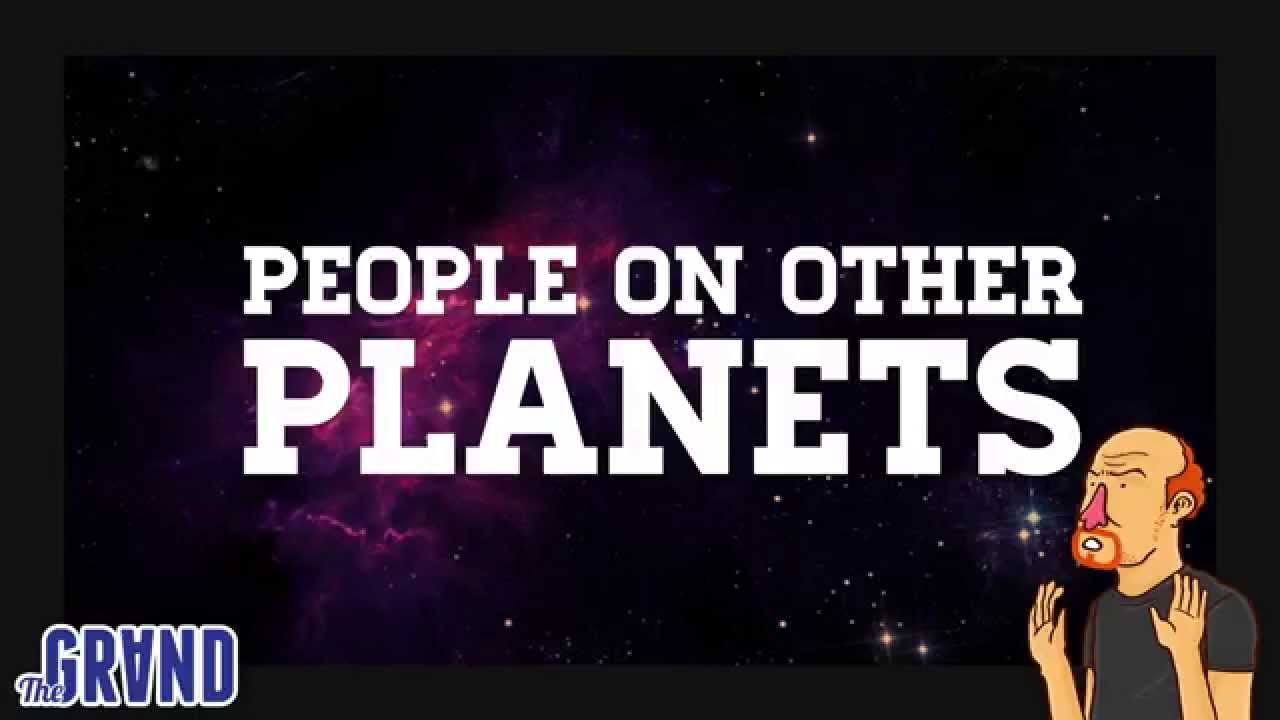 people from other planets - photo #2