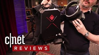 HP Omen X Compact Desktop hands-on: VR for cable cutters