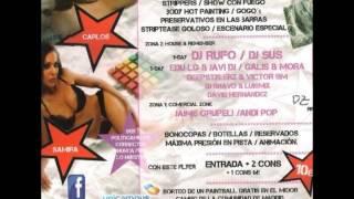 Dj Rufo & Dj Sus @ Xocolat 7º Aniversario (26-03-2013)
