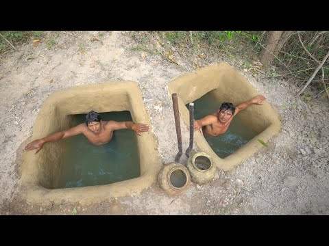Build Tunnel Underground Swimming Pools