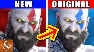 15 Things You NEVER KNEW About GOD OF WAR