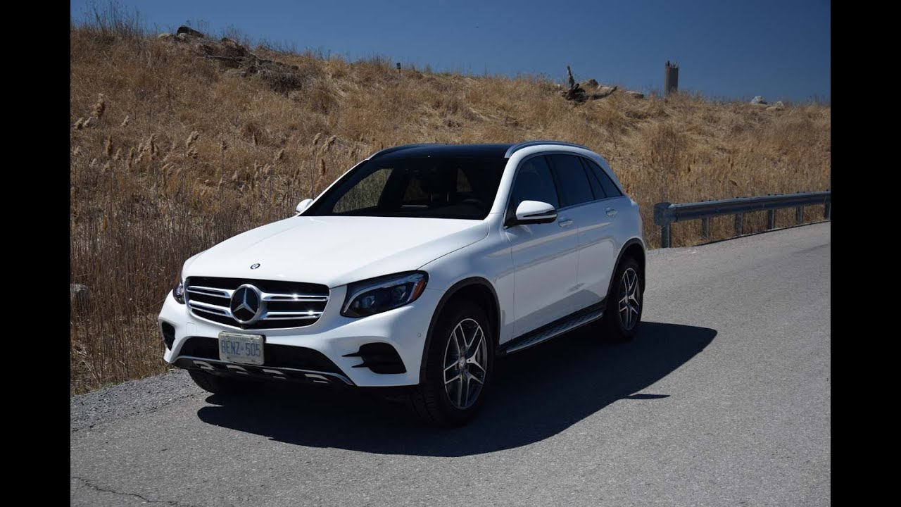 2016 Mercedes-Benz GLC 300 4MATIC - Review - YouTube