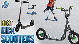 10 Best Kick Scooters 2018