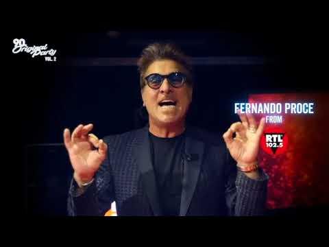 FERNANDO PROCE di RTL 102.5 presenta 90s ORIGINAL PARTY Vol. 2 - Time Records