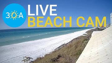 30A Live Beach Cam at Vue on 30a in Santa Rosa Beach