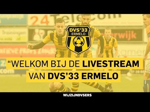 LIVE: DVS'33 Ermelo - Ajax