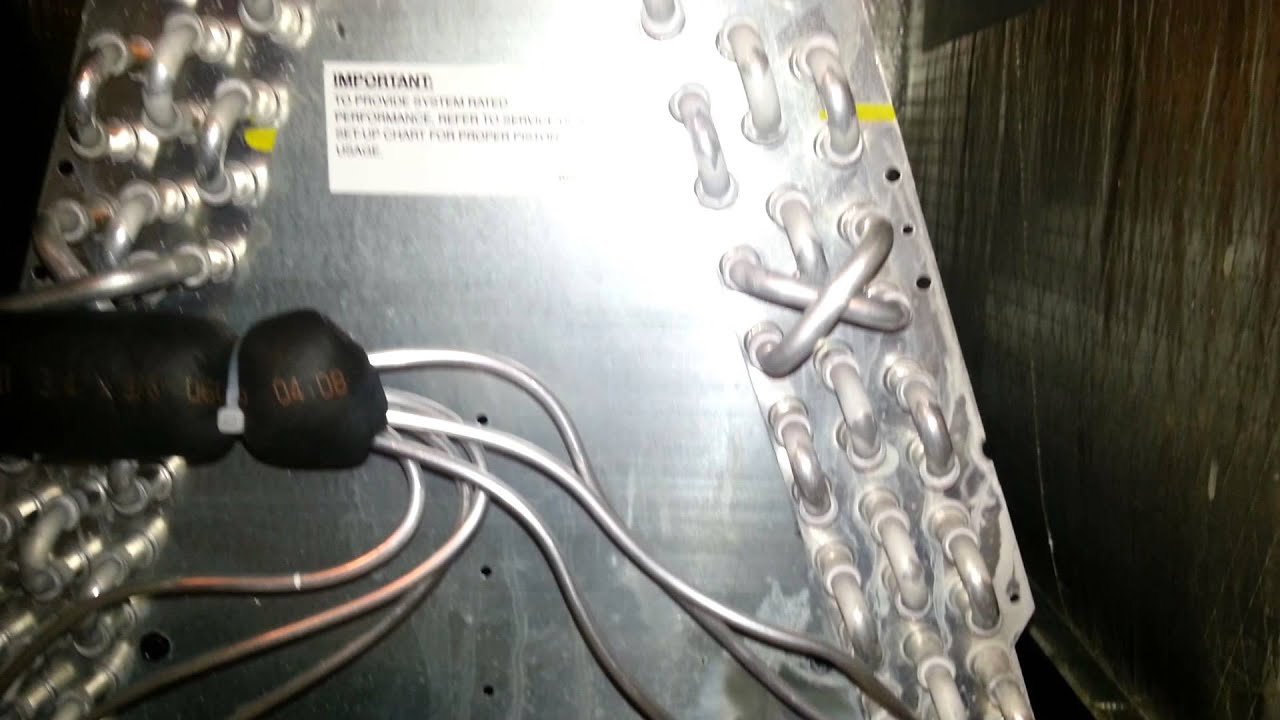 Copper And Steel Vs All Aluminum Evaporator Coil Part 2
