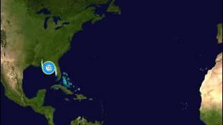 Hypothetical 2019 hurricane season