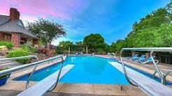 OKC Gated Home Estate Tennis Court Pool KW Luxury - Wyatt Poindexter