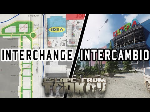 Full Download] Interchange Extraction Guide Escape From Tarkov