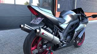 "CUSTOM SV1000 ""R"" - Walk around + sound"