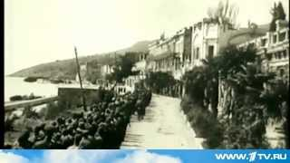 2014-АРХИВ. Ялта отмечает 70-летие освобождения от фашистов.