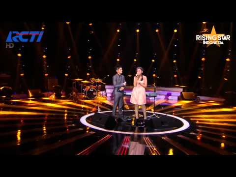 Reyna Qotrunnada Nyanyikan Lagu Etta James  I'd Rather Go Blind    Rising Star Indonesia Eps  14