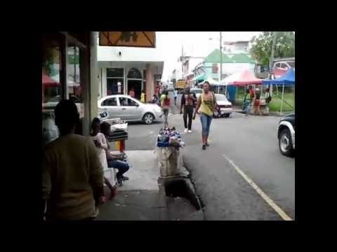 A Moment in Antigua  & Barbuda | Market St.