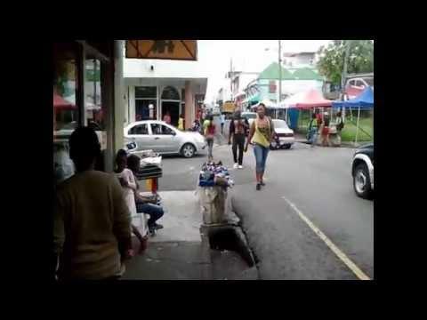 A Moment in Antigua  & Barbuda | Market St.