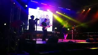 PINK FRIDA BAND performing live ATTIMI at Dolomiti Pride 2018