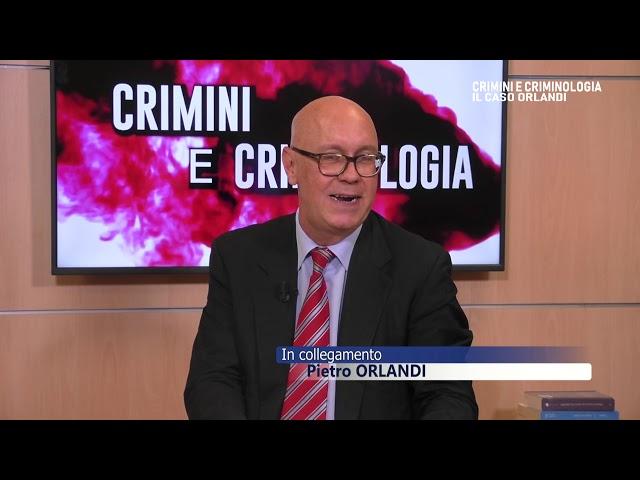 CRIMINI E CRIMINOLOGIA - Il caso Emanuela Orlandi