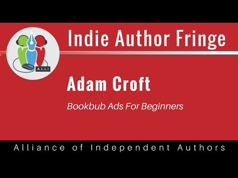 BookBub Ads for Beginners: Adam Croft