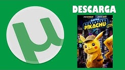 How to download the movie POKEMON DETECTIVE PIKACHU UTORRENT 2019