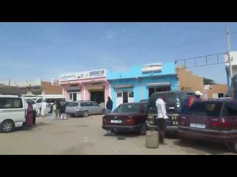 MAURITANIA: Nouakchott streets