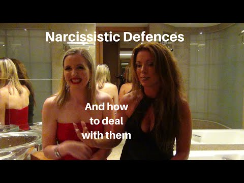 The Most Common Narcissistic Ego Defenses And How To Deal With Them