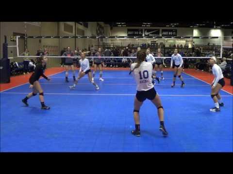 Abigail Arena #10 Mideast Qualifier IN