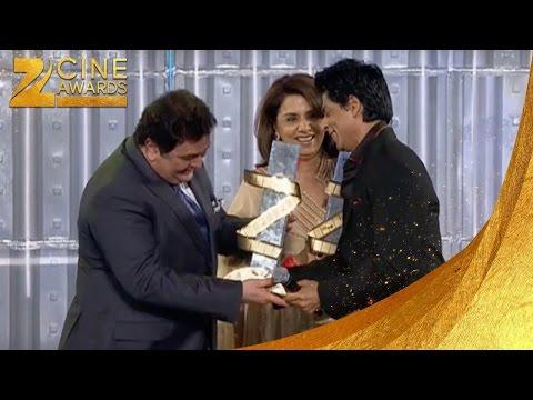 Zee Cine Awards 2011 Rishi Kapoor & Neetu Singh kapoor Evergreen Jodi Mp3